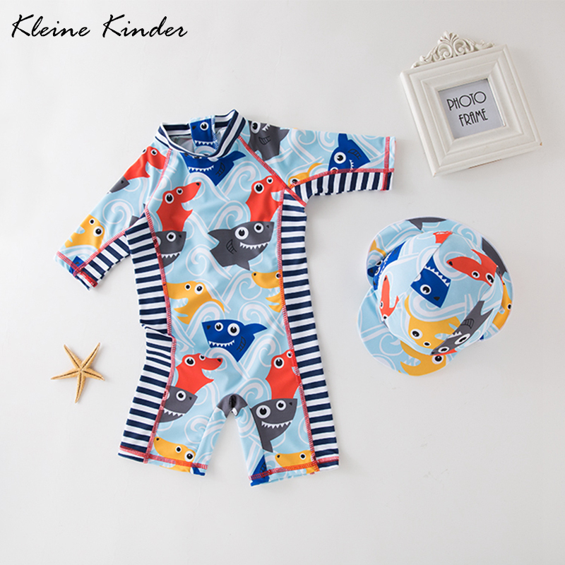 Baby Swimwear Summer Penguin Dinosaur Swimming Suit Infant Toddler Children's Swimsuit Kids Baby Boy Bathing Suit Bath Clothes