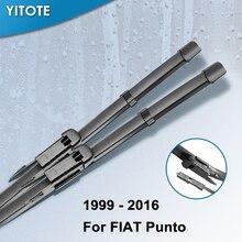 YITOTE щетки стеклоочистителя для FIAT Punto Evo/Punto 3 Doors/Punto 5 Doors/Grande Punto модельный год от 1999 до