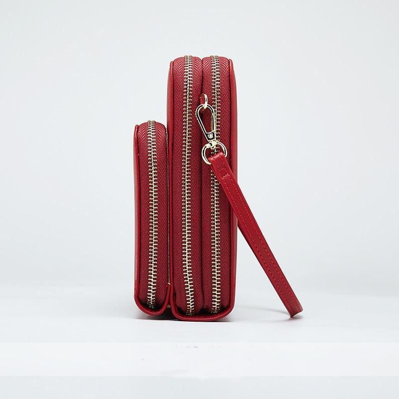 Crossbody Cell Phone Shoulder Bag Arrival Cellphone Bag Fashion Daily Use Card Holder Mini Summer Shoulder Bag for Women Wallet 5
