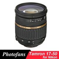Tamron 17 50 mm f/ 2.8 Lens 17 50mm lenses for Nikon D3400 D3200 D3300 D5300 D5200 D5500 D5600 D90 D60 D7100 D7200