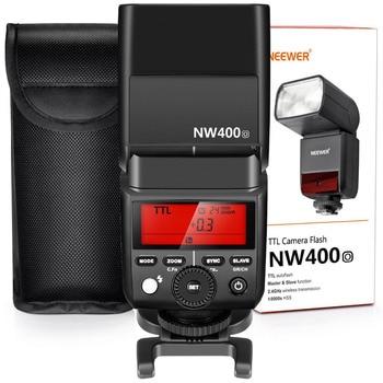 Neewer 2.4G HSS 1/8000s TTL GN36 Wireless Master Slave Flash Speedlite for Sony a9 a7III a7RIII a7II a7RII a7SII a7 a7R a7S