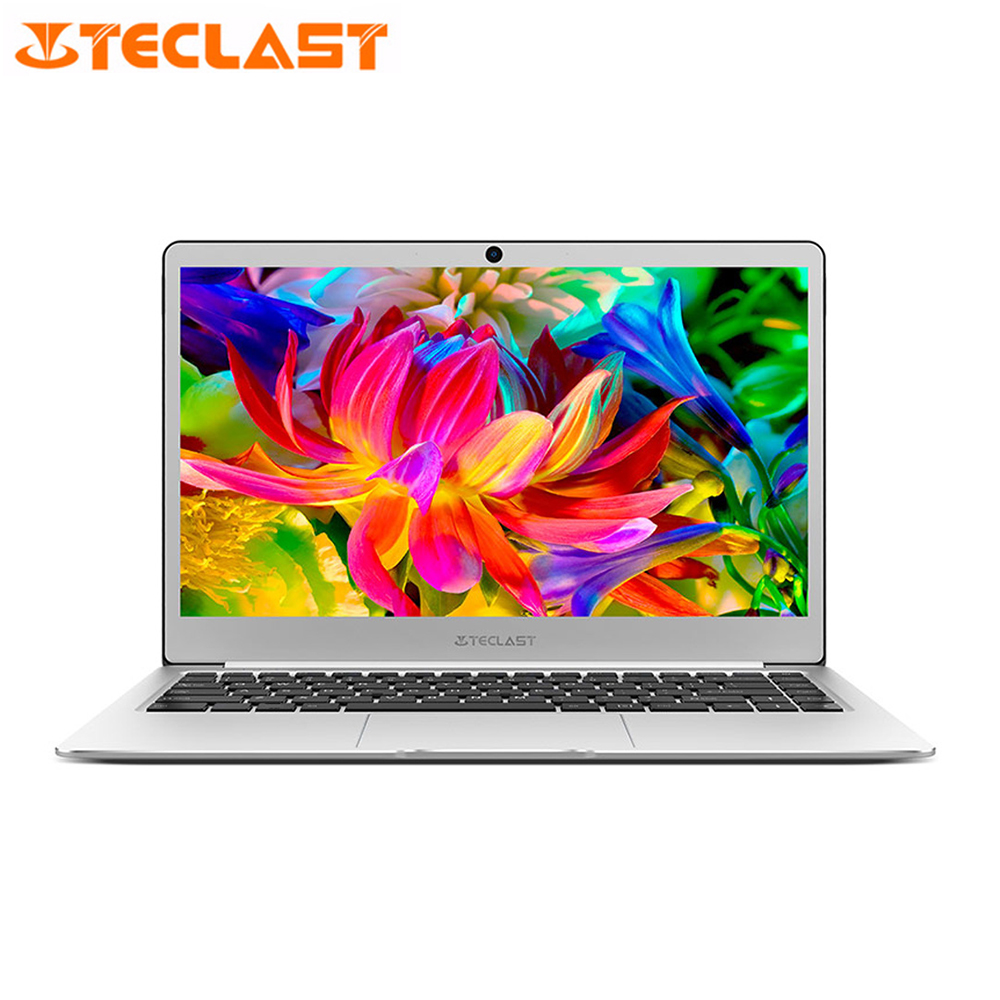"Teclast F6 Laptop 13.3"" IPS Windows 10 Home English Version Intel Apollo Lake N3450 Quad Core 1.1GHz 6GB RAM 128GB SSD Latops"
