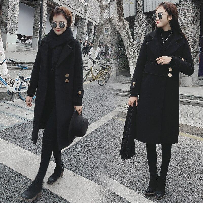 in donna da invernali cappotti Moda per lana PtZxvq