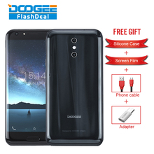 DOOGEE BL5000 4G Mobile Phones Android 7.0 4GB+64GB Octa Core Smartphone 1080P Dual Back Cameras 5.5 inch Cell Phone Original