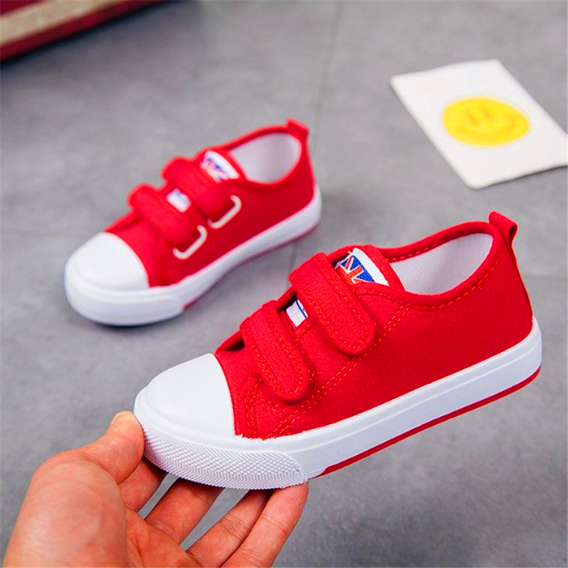 NEW GIRLS CHILDS FLAT CANVAS SUMMER PUMPS PLIMSOLLS TRAINERS SNEAKERS SHOES SIZE