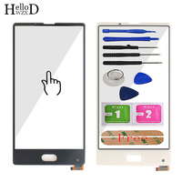 HelloWZXD 5 5 Mobile Phone Touch Glass For Bluboo S1 Touch Screen Glass Digitizer Panel Front