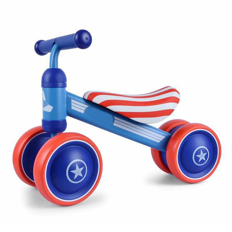 Baby stroller children car Walkers folding children trolley  children slippery car children skateboard car Baby Walker children scooter 3 wheel folding flash swing car lifting 2 15 years old baby stroller ride bike vehicle children toys gifts
