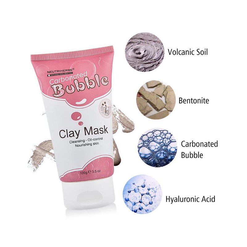 Carbonated Bubble Clay Mask 1