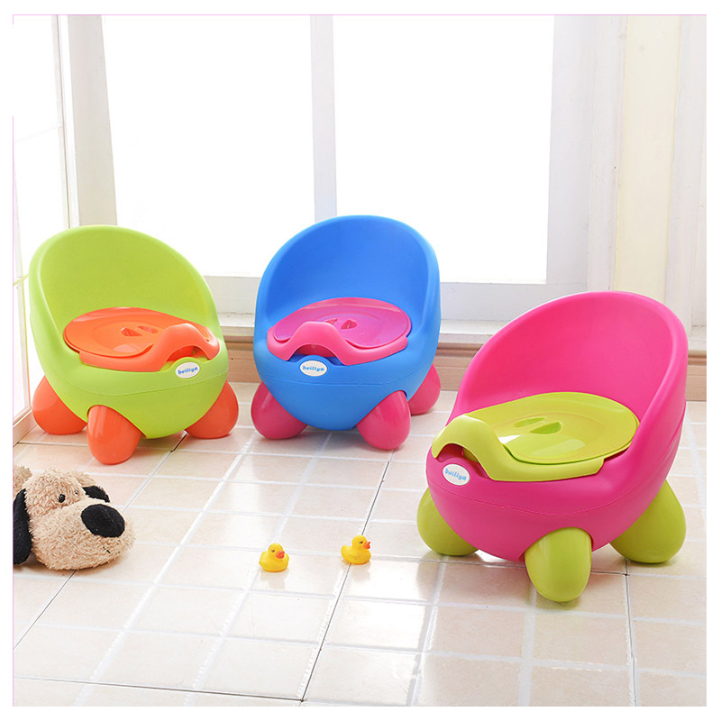 Child Baby Toilet Trainer Seat 3 Colors Portable Children Boys Girls Potties Toilet Seats Kids Potty Trainers Care Cover Urinal children plastic toilet potties seat chamber pots kids trainers comfortable portable toilet ring baby travel potty folding chair