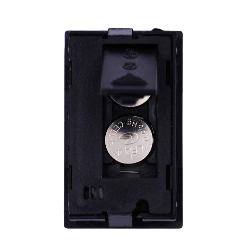 Mini aptikimo galvutė Skaitmeninis skystųjų kristalų higrometras - Matavimo prietaisai - Nuotrauka 4