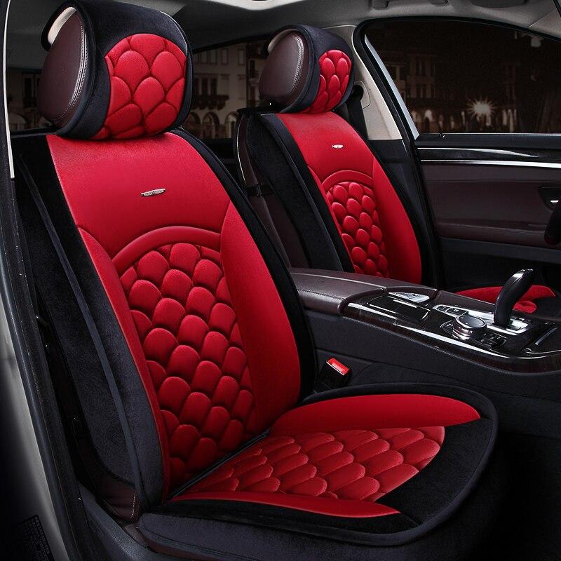 Новый 5D окружен автомобильными подушками, чехол для автомобильного сиденья, ткань, автомобильные аксессуары, автомобильный Стайлинг BMW Audi