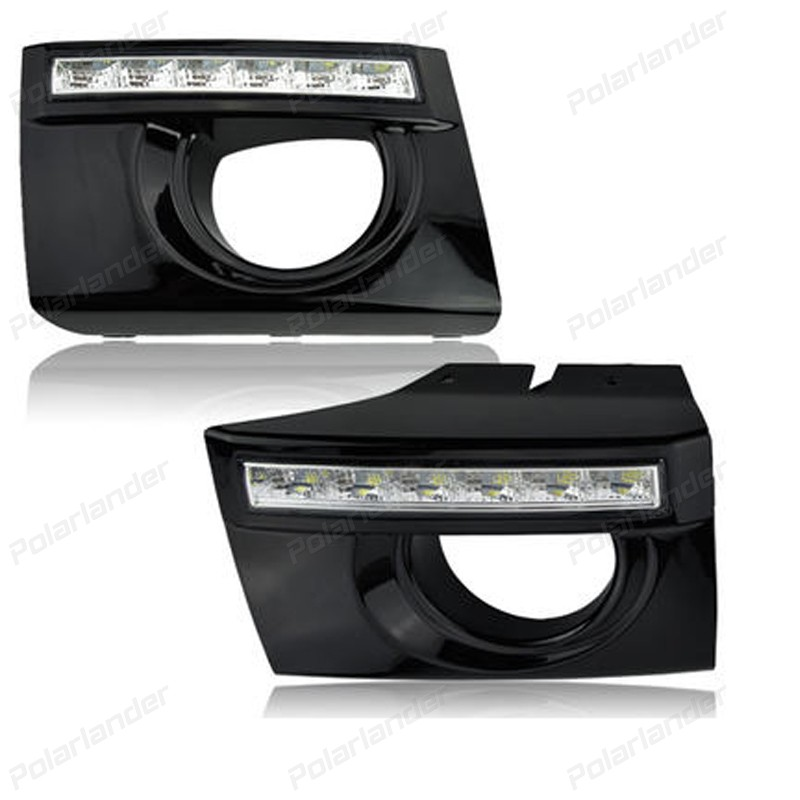 2017 new arrival auto parts drl Car styling daytimre running lights for H/yundai T/ucson 2005-2009