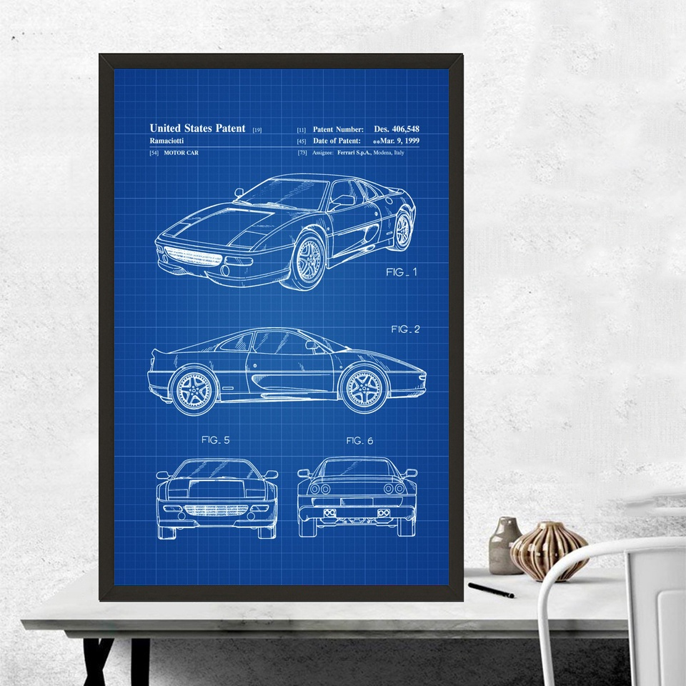 Buy vintage posters blueprint and get free shipping on AliExpress.com