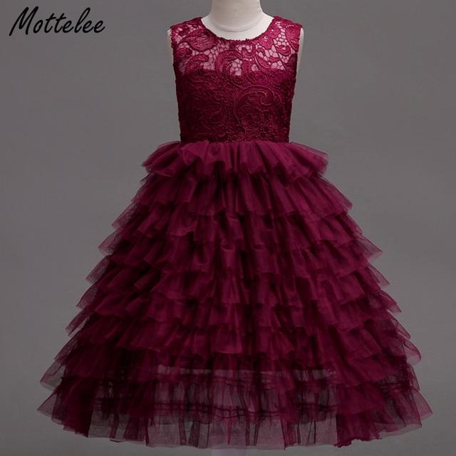6e7fbd95c quality d2fab 30cc0 mottelee girls dress flower children wedding ...