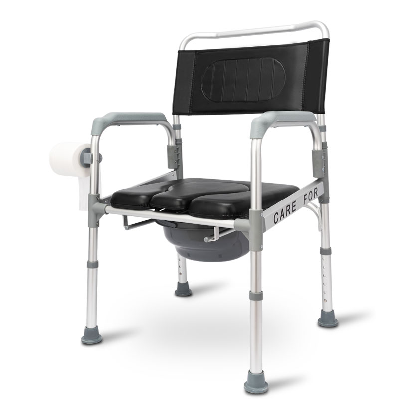 Pleasant Us 100 02 20 Off Elderly Toilet Chair Disabled Toilet Pregnant Women Chair Mobile Home Folding Bath Chair In Bathroom Chairs Stools From Furniture Pdpeps Interior Chair Design Pdpepsorg