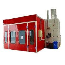 Подгонянная портативная Автомобильная печь, печь для выпекания краски, покрасочная будка, электрические и дизельные нагреватели для продажи