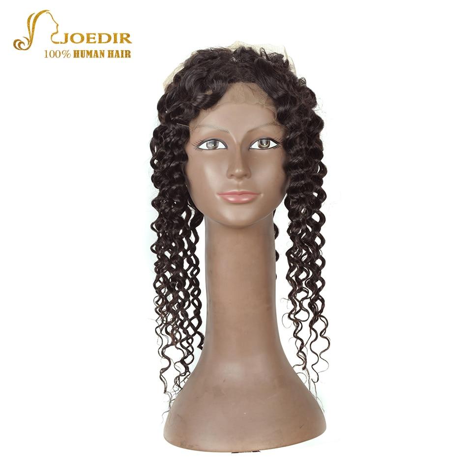 JOEDIR Hair Deep Wave 3st Human Hair Bundles With Closure 360 - Barbershop - Foto 5