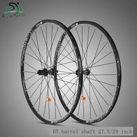 Racing mountain bike Wheels MTB 27.5/29inches 28Holes Six Holes Centerlock Disc Brake Bicycle Wheels DT bearings 8 12S