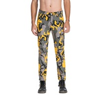 Camouflage Pant Men Slim Skinny Cargo Pant Casual Slim Trouser Male Pant Plus Size