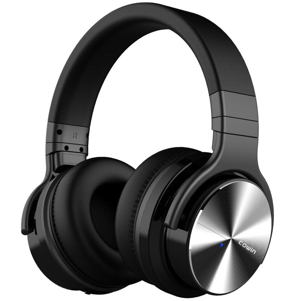D'origine Cowin E7PRO Active Noise Cancelling Bluetooth Casque Sans Fil Casque avec microphone pour les téléphones super Confortable