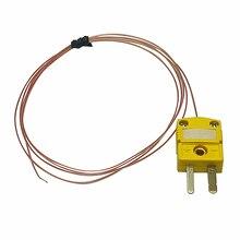 2pcs/lot Omega K Type Thermocouple sensor temperature Wire for BGA reworking machine IR6500 2pcs lot d830k013bzkb4 bga