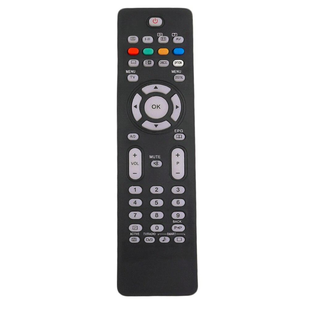 Substituição Universal Controle Remoto da TV Inteligente Controlador de Controle Remoto Apropriado Para Philips 32PFL5522D/05 RC2034301/01