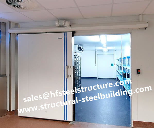 Chinese Fruit Cold Storage Design For Commercial Use And Modular Cold Room/ Walk In Freezer