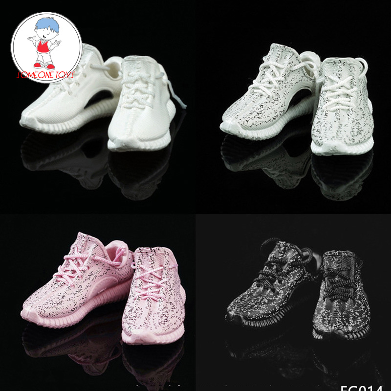 "VSTOYS 19XG43A 1//6 Scale Female Hollow Zipper Boots F 12/"" Figure Hot Toys Black"