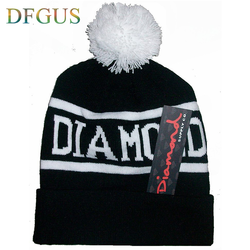 New Hot Winter Beanies Solid Color Hat Unisex Warm Grid Beanie Skull Knit Cap Hats Knitted Touca Gorro Caps For Men Women  цены
