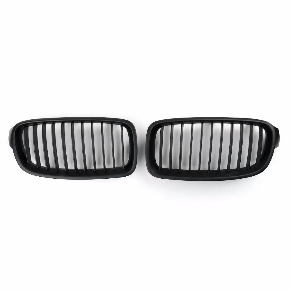 Areyourshop Car Front Kidney Grill Mesh Grille For BMW F30/F35 3 Series 2012-2014 ABS Plastic Car Auto Parts Cover Grille защитные аксессуары car pakistan bmw alpina