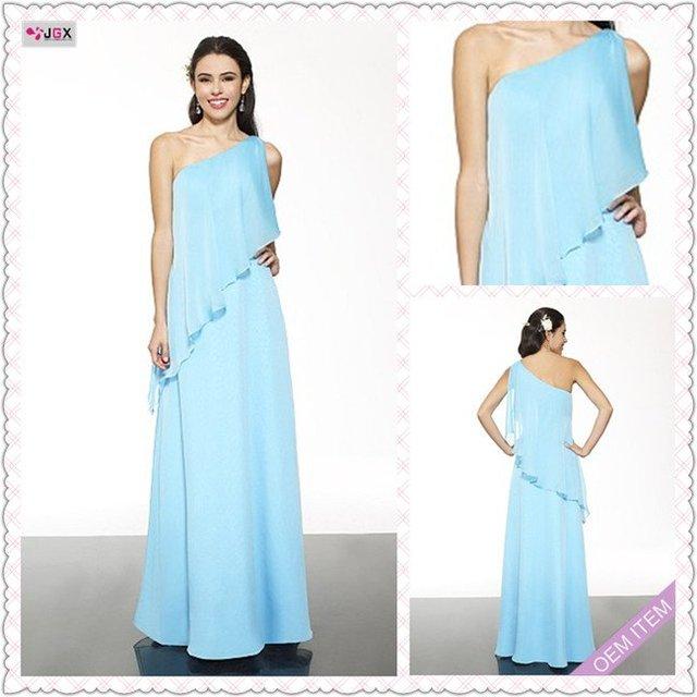 Western Style Bridesmaid Dresses