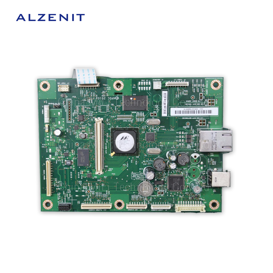 GZLSPART For HP 400 401DN Pro M401DN M401N 401N Formatter Board Original Used Formatter Board Printer Parts On Sale alzenit kit unit assembly for hp 2025 2320 m351 m476 original used transfer belt printer parts on sale
