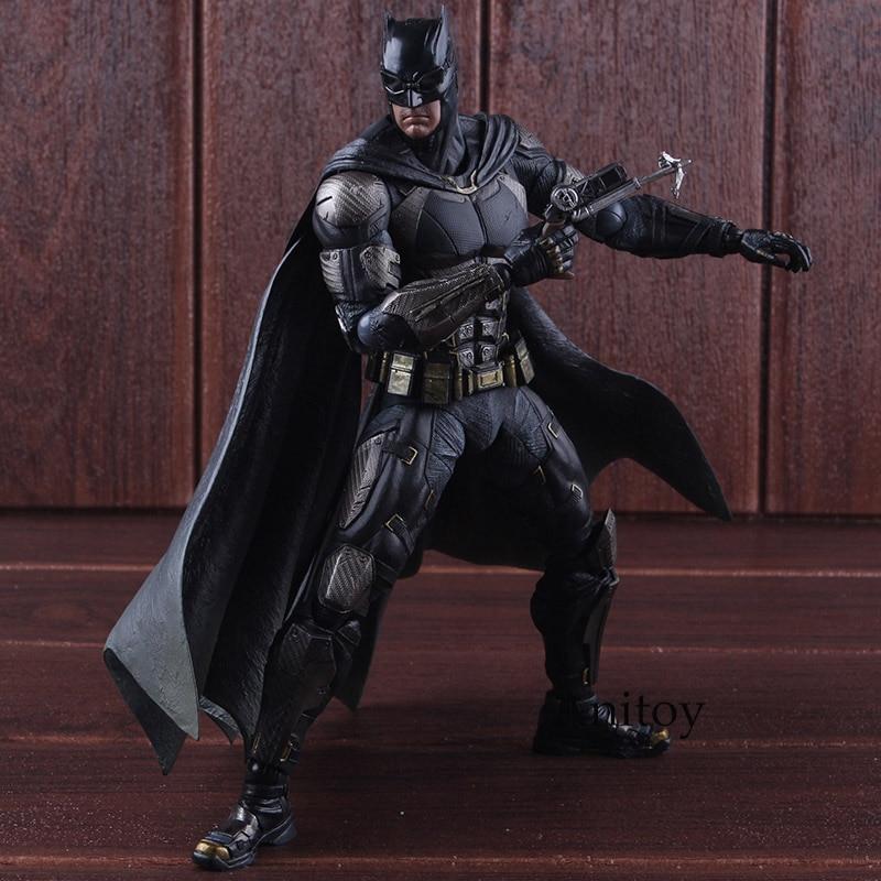 DC Comics Justice League No 1 Batman Costume Tactique Ver. Figurines d'action en PVC Kai Batman jouets à collectionner modèle jouet 25 cm