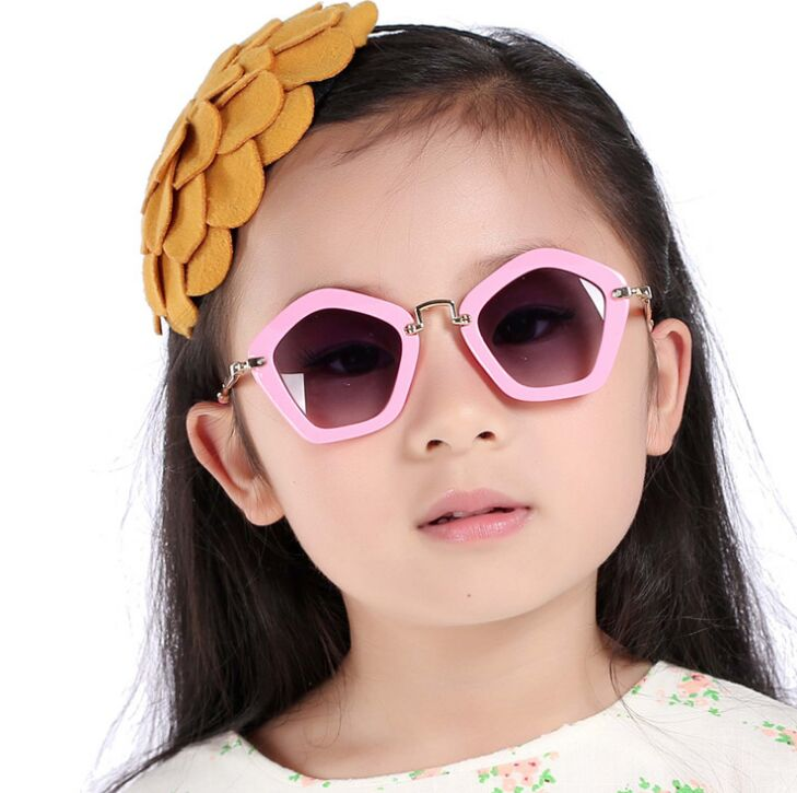 Sunglass For Kids  aliexpress com 2016 fashion kids arrow sunglasses child boys