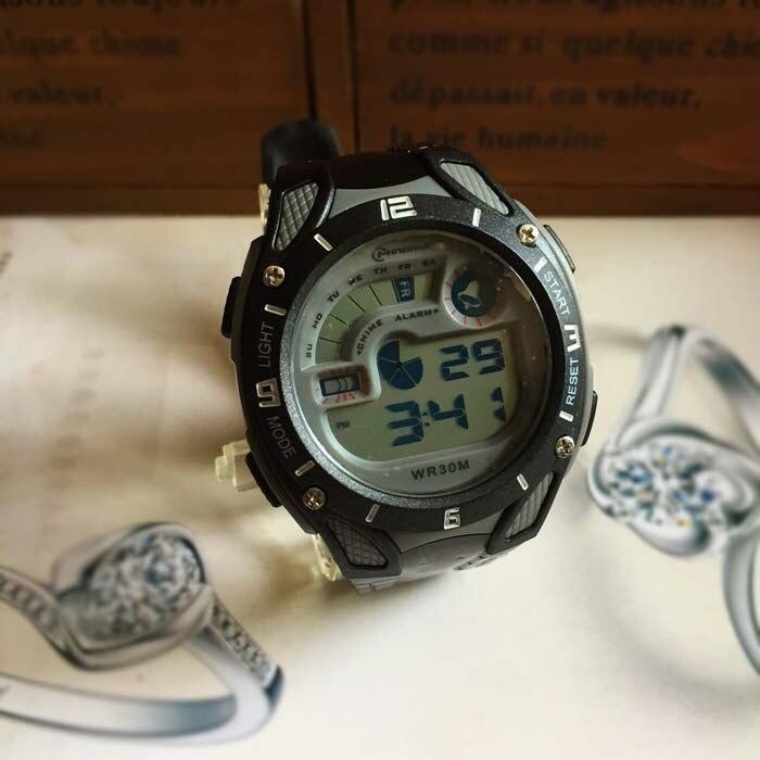 Unisex Montre Femme Reloj de Mujer de cuero de acero inoxidable relojes de las mujeres envío rápido - 5