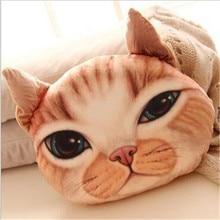 Decorative Pillow Cat Cushion