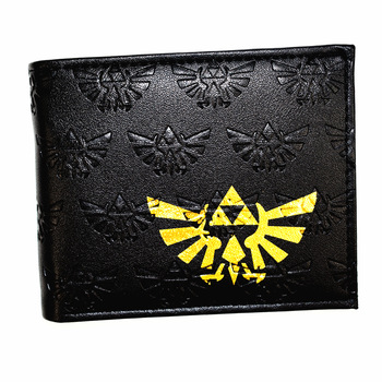 New Arrival Game  Wallet High Quality PU Leather Men's Purse 1