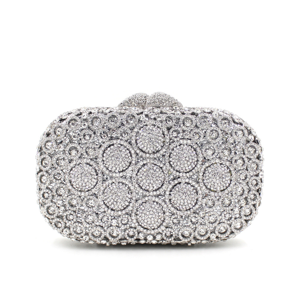 2017 new women day clutches bag luxury diamonds bride wedding party dinner bag handbag ladies evening bags handbags purses bolsa retro 2017 floral beaded handbag women shoulder bags day clutch bride rhinestone evening bags for wedding party clutches purses