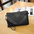 Женщины плеча сумки женской моде сумки посыльного дамы девушки лоскут небольшой кроссбоди мешок мешок главной bolsos mujer femme b177