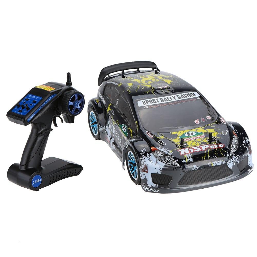 Оригинальный HSP 94177 нитро питание внедорожных Спорт ралли гонки 1/10 Весы 4WD RC автомобиль kutiger Средства ухода за кожей с 2.4 ГГц 2ch передатчик RTR