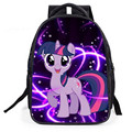 New arrival 2017 My Little Pony bag for kids cartoon backpack Little Pony kids backpack gift for xmas free shipping