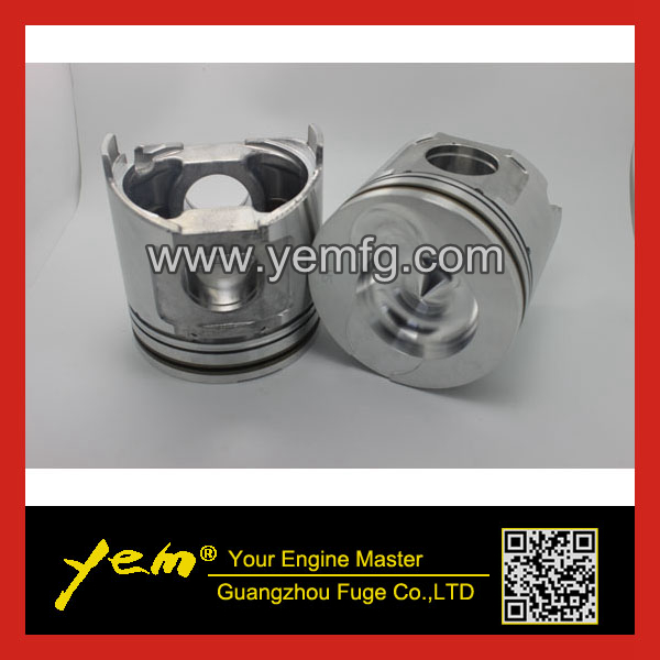 Online Shop For Yanmar Engine Parts S4d106 4d106 4tne106 Piston