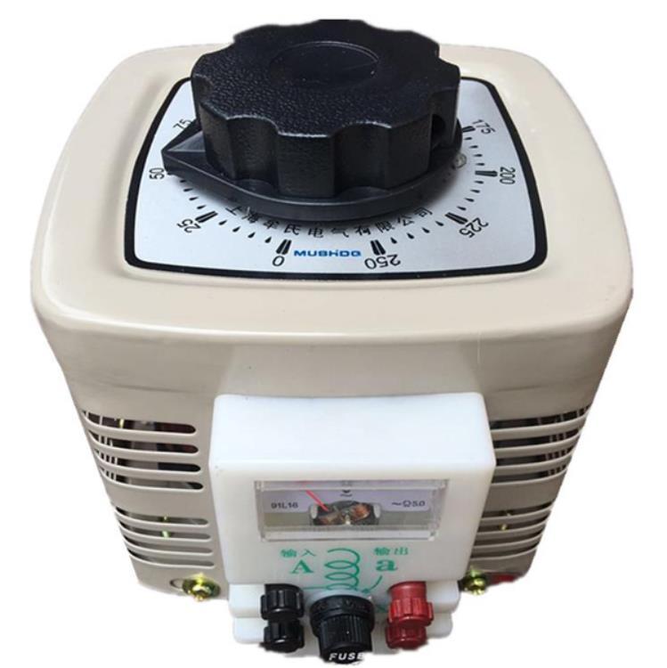 2000W Household single phase Voltage Regulators 0 250V is adjustable Transformer 2KVA