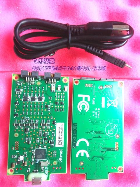 US $73 0 |ATATMEL ICE PCBA ATMEL programmer debugging EMU SAM AND AVR  ONLY-in Electronics Stocks from Electronic Components & Supplies on