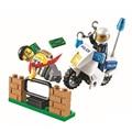 BELA Ciudad Policía Ladrón Búsqueda Building Blocks Classic Para La Muchacha Del Muchacho Niños Modelo Juguetes Marvel Compatible Legoe