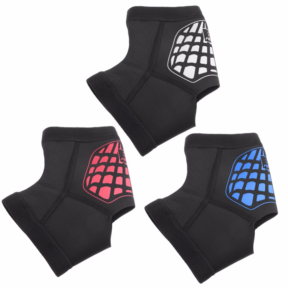 1pc Cycling Basketball Football Badminton Sports Ankle Support Guard Ankle Sprain Protection Bandage Sports Safety 3 Colors