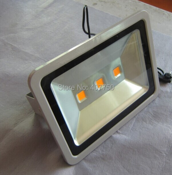 long range outdoor decorative pure white COB 3pcs led chips 200w led flood light used for basketball and tennis courts