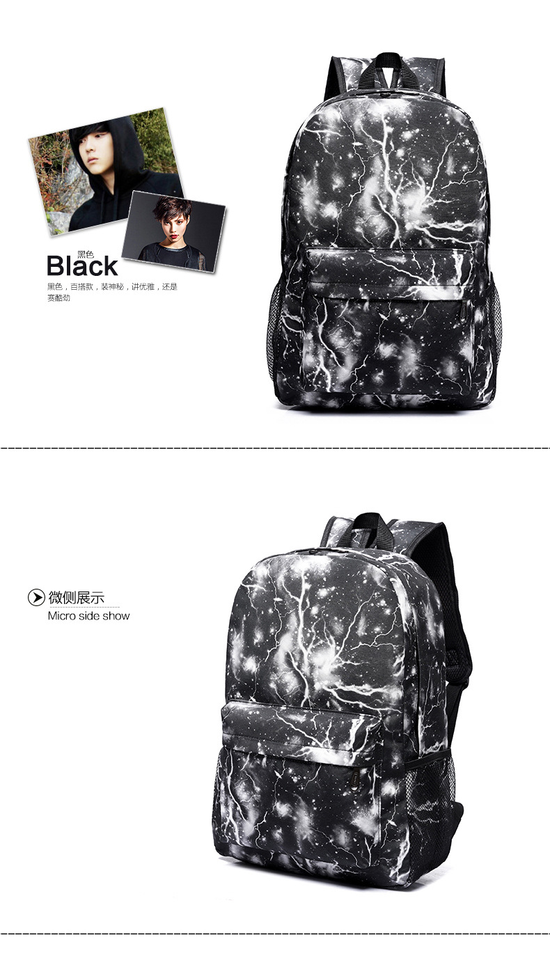 f6f7584ad7 Unisex Minecraft Backpacks Canvas Bts High Quality Backpack Children S