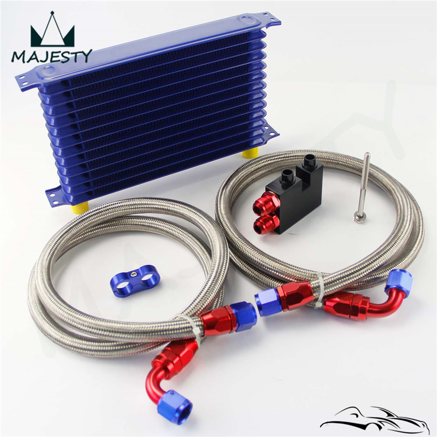 Bmw S85 Twin Turbo Kit: Oil Cooler Kit For B*M*W N*54 Twin Turbo 135*i (E82) 335*i