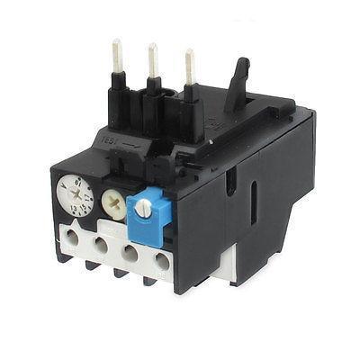 цена на 13-19A Adjusting Range 3 Poles 1NO 1NC Thermal Overload Relay